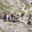 Selletta Damaggio (2175 mnm), za vecino...