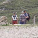 Veseli italijanski planinci :-)