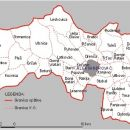 Karta opštine Aleksandrovac. Na ovoj karti možete videti sve vukojebine u ovoj opštini. Op