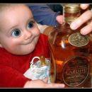 Stoletovo unuče i cucla.