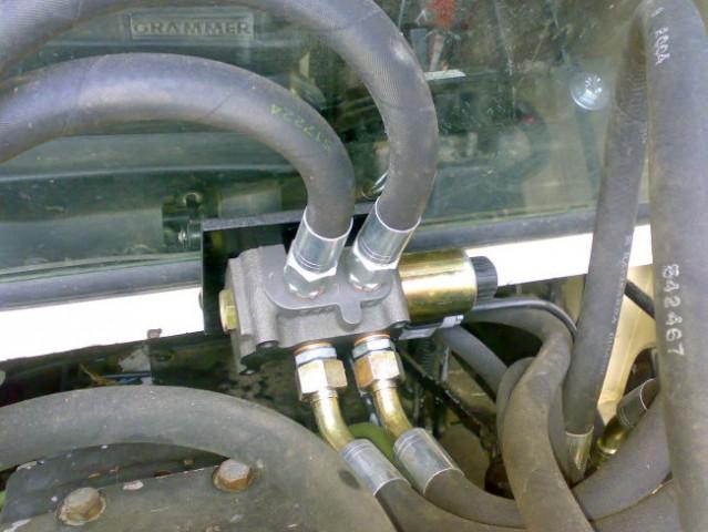 Elektromagnetni ventil - foto