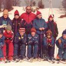 Šola v naravi - Vojsko februar 1980