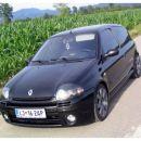 Clio RS luči