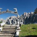 Passo Giau, Dolomiti, I (12.9.2007)