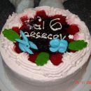 Tole je pa moja prva mala tortica.