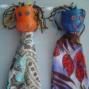 lutke iz odpadne plastenke, volne in blaga podjetja Beti