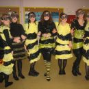 učiteljice čebelice, pust 2008