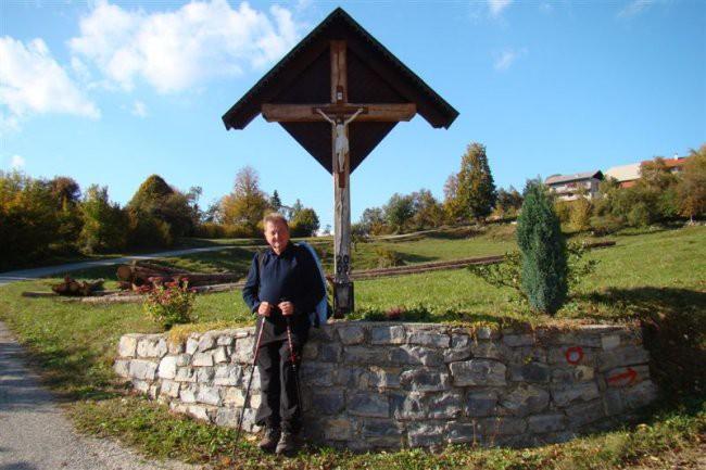 Pohod Sava-Tirno-Zasavska Sv.gora(849m)-Leše- - foto povečava