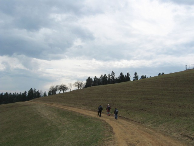 Ravne-grad Forhtenek-Vrholanov vrh(710m)-Abid - foto
