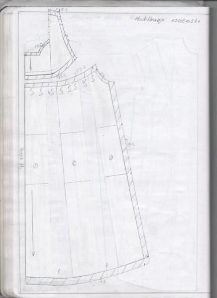 OBLEKA SD (modeliranje in polaganje na blago)