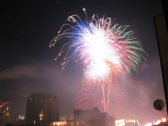 Ognjemet Domzale 1.1.2005 - foto