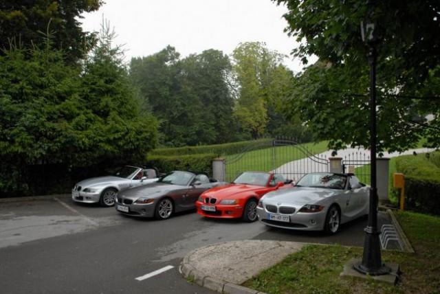 Tura treh pokrajin 15.08.2006 - foto