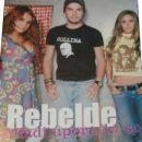 Rebelde - Mladi uporniki so osvojili svet (tema meseca revije Smrklja, april 2008)