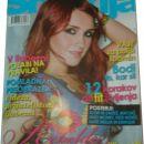 Naslovna stran revije Smrklja (april 2008)
