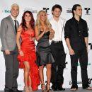Premios Billboard (10.4.08)