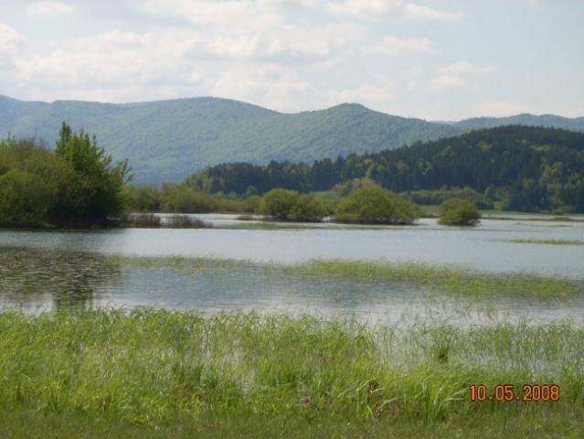 Teren 10.5.2008 (Cerkniško jezero in Planinsk - foto