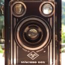 Agfa Synchro Box; Box 600