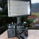 zenit 12XP + 160 LED video light