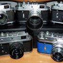 Zorki 4 collection