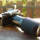 Minolta XG-2 with Avanar 75-205mm