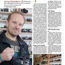 članek objavljen v reviji Bistriške novice