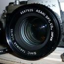 čiščenje objektiva - SMS Takumar 55mm f/1,8