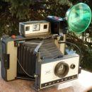 Polaroid 320 land camera