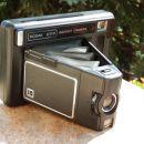 Kodak EK8 Instant camera (1977-1979) - odprt
