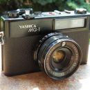 Yashica MG-1 (1975-)