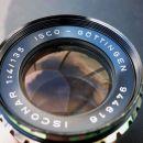 Isco-Gottingen Isconar 135mm f/4 - navoj M42 = 35€