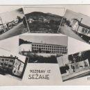 SEŽANA 1961, NA ŠESTIH SLIKICAH, RAVEN ROB - 8€