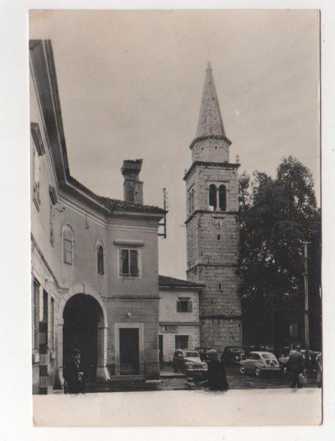 SEŽANA 1961, CERKEV - 8€