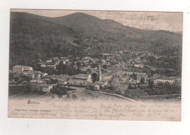 SEŽANA 1903 - 30€