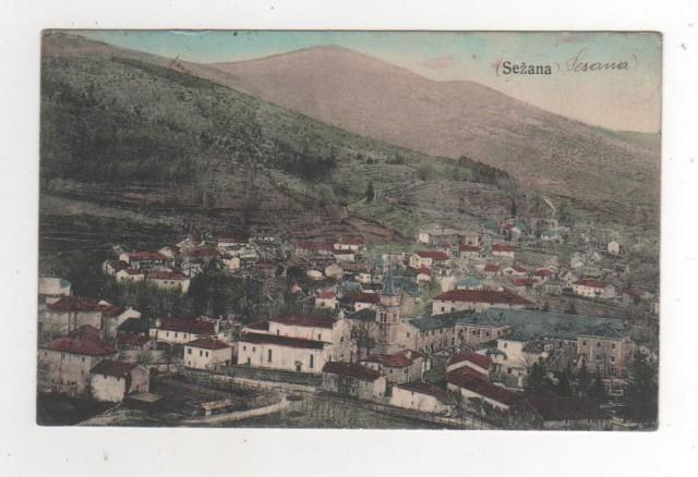 SEŽANA 1911 - 25€