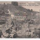 ŠKOFJA LOKA 1917, VOJAKI NA KOPALIŠČU POD HUDIČEVO BRVJO