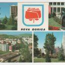 NOVA GORICA , ŠTIRI SLIKICE - 3€