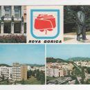 NOVA GORICA, GRB IN SPOMENIK - 3€