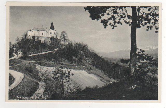 SVETA GORA pri LITIJI 1933 - 15e