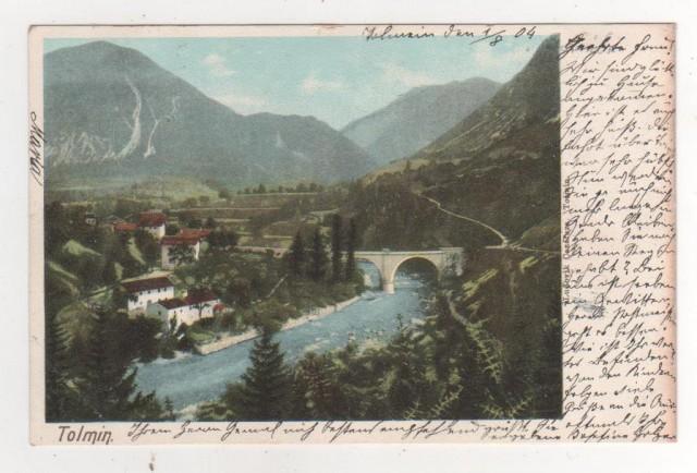 TOLMIN 1904 - 25€