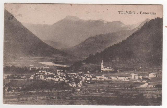 TOLMIN 1916 - 20€