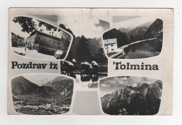 TOLMIN 1964 - 5€