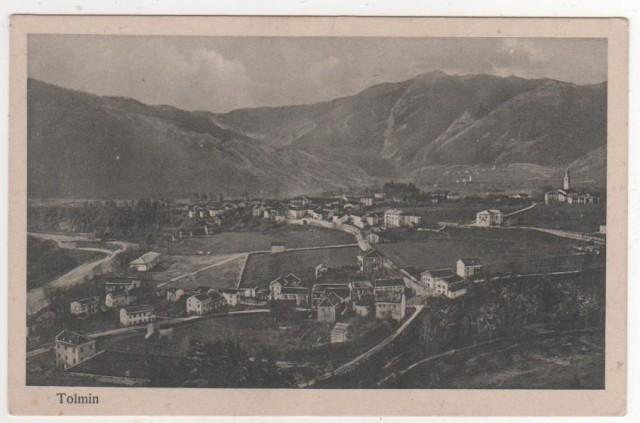 TOLMIN 1915 - 20€