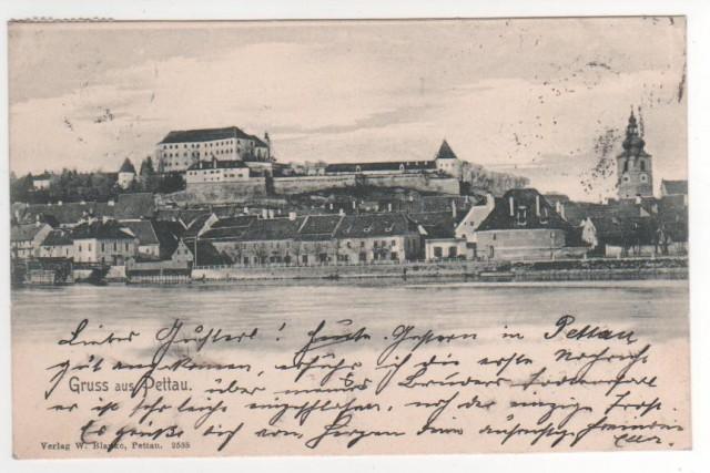 PTUJ 1900 - 15€