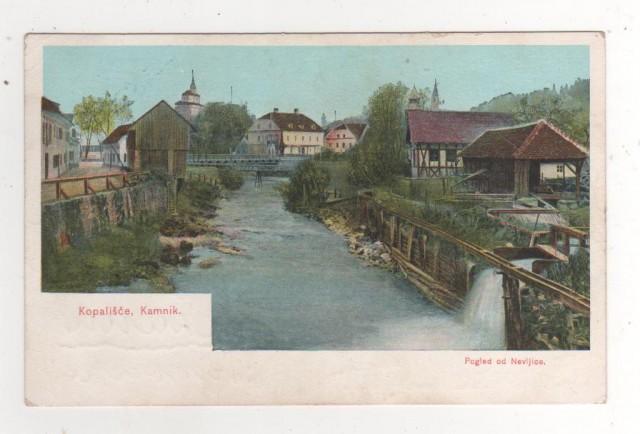 KAMNIK 1908 - 25€
