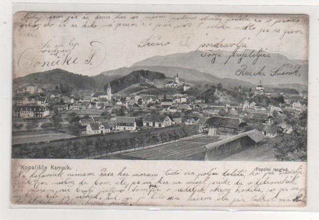 KAMNIK 1908 - 20€