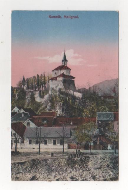 KAMNIK 1918 - 18€