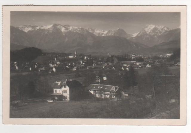 KAMNIK 1954 - 8€