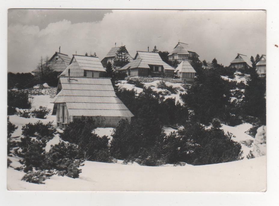 VELIKA PLANINA 1964 - 5€