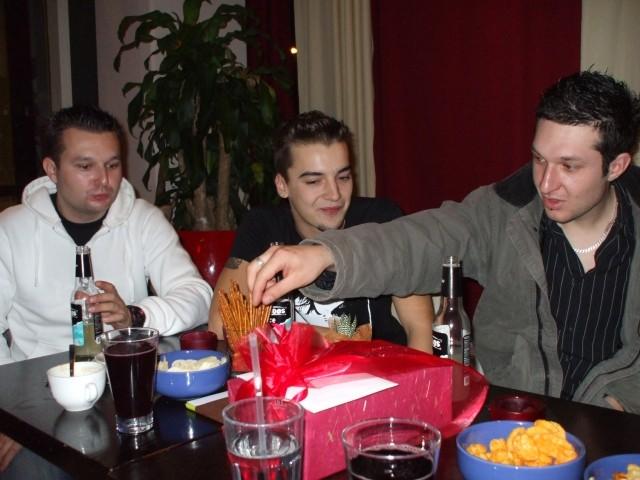 Rojstni dan Nataša&Jernej-Respect - foto