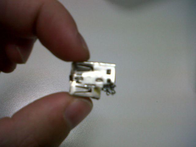 USB dvojni konektor za prenosnik HP Compaq NX 6110